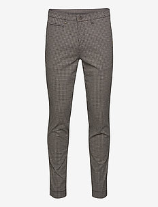 2557 - Dolan Slim - suit trousers - pattern