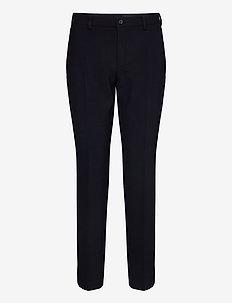 3596 - Dori A - pantalons droits - dark blue/navy