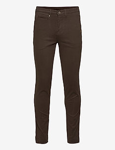 Suede Touch C - Dilan - pantalons chino - olive/khaki