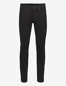 "Suede Touch - Burton NS 32"" - regular jeans - black"