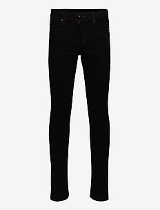 "Suede Touch - Burton NS 34"" - regular jeans - black"