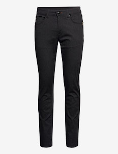 "Cashmere Cotton - Burton NS 32"" - slim jeans - charcoal"