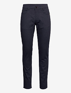 "Cashmere Cotton - Burton NS 32"" - slim jeans - medium blue"