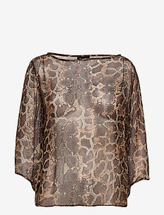 3400 - Nova - blouses met lange mouwen - pattern