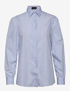 8750 - Loreto - långärmade skjortor - ecru/light sand