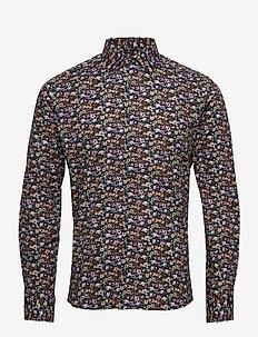 8644 - Iver 2 - business skjortor - pattern