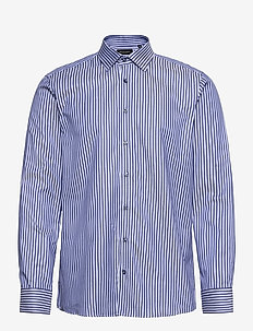 8651 - State N 2 - oxford-skjortor - medium blue