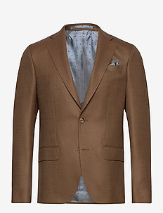 6135 Panama - Star Napoli Normal - blazere - dark camel