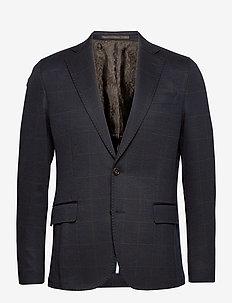 1696 - Jones Napoli 1/2 Normal - single breasted blazers - medium blue