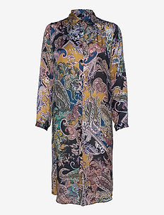 3403 - Asia Dress - robes chemises - pattern