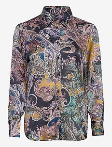 3403 - Latia Long - long sleeved blouses - pattern