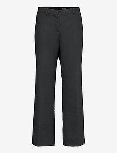 2558 - Sasha Tailored - kleding - black
