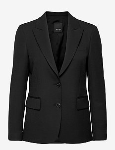 3596 - Ginette Pointy - skræddersyede blazere - black