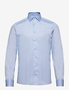 8589 - Iver 2 - businesskjorter - light blue