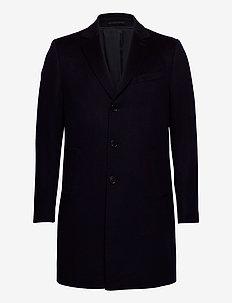 Cashmere Coat - Sultan Relax - wollmäntel - medium blue
