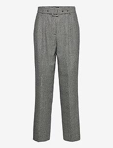 6126 - Haim - pantalons droits - pattern