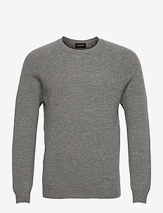 5485 - Dalton - rundhalsad - grey