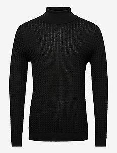 5471 - Id - basic knitwear - black