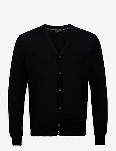 Merino Embroidery - Ice - perusneuleet - black