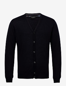 Merino Embroidery - Ice - perusneuleet - dark blue/navy