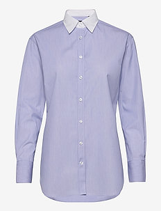 8753 - Nube C - långärmade skjortor - blue