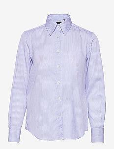 8748 - Sandie New - långärmade skjortor - blue