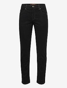 """Suede Touch - Burton N 30"""" - regular jeans - black"""