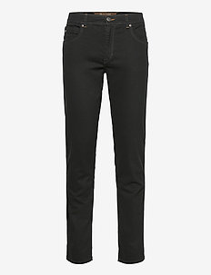 "Suede Touch - Burton N 32"" - regular jeans - black"