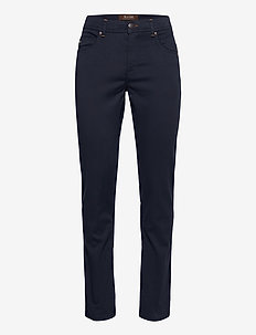 "Suede Touch - Burton N 32"" - regular jeans - dark blue/navy"