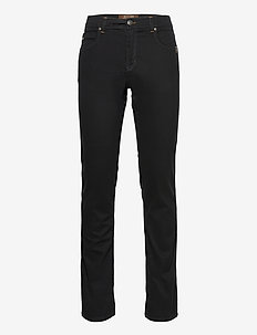 "Suede Touch - Burton N 34"" - regular jeans - black"