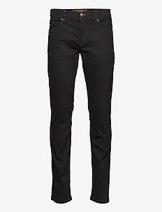 "Suede Touch - Burton NS 34"" - regular jeans - black"