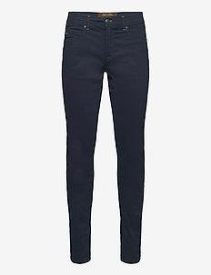 "Suede Touch - Burton NS 34"" - regular jeans - medium blue"