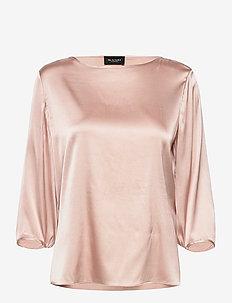 3176 - Nova - langermede bluser - soft pink