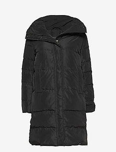 Aria - Darien - gewatteerde jassen - black