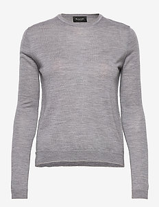 Fellini - Trish O - jumpers - medium grey