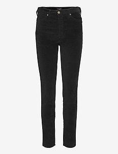 Velvet Stretch - Apush High - slim jeans - black