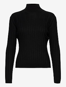 Fellini F - Kilani - turtlenecks - black