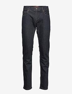 """0757 - Burton NS 34"""" - regular jeans - dark blue/navy"""