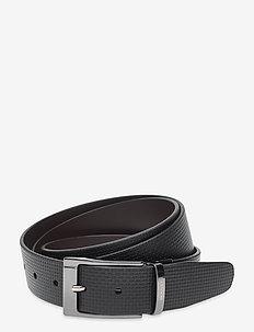 Belt MW Reversible - B101 - 35mm - riemen - black/brown