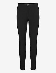 0624 - Arella - broeken med skinny fit - black