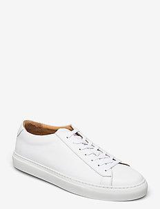 Footwear MW - F175 - låga sneakers - white/white