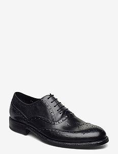Footwear MW - F316 - snörskor - black