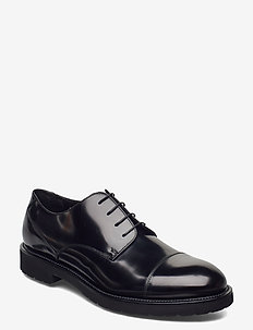 Footwear MW - F319 - snøresko - black