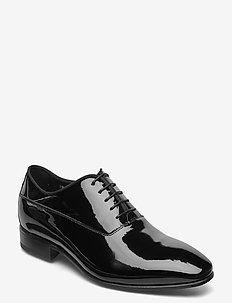 Footwear MW - F834 - snörskor - black
