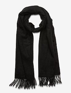 Scarf - tørklæder - black