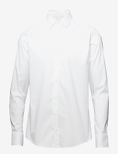 Poplin Stretch - Iver - OPTICAL WHITE