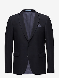 Club Blazer - Star. Normal - DARK BLUE/NAVY
