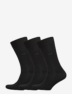 Socks - Socks 3 pack - BLACK