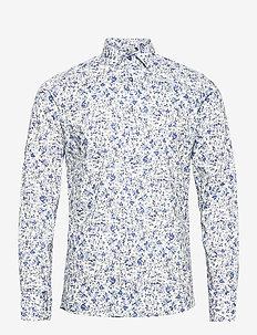 8757 - Iver 2 - oxford-skjortor - blue