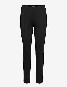 2548 - Malhia - slim fit broeken - black